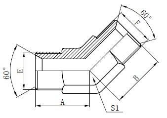 Pramoninių vamzdžių jungiamosios detalės