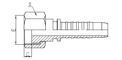 R12 aukšto slėgio žarna