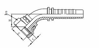 R1AT hidraulinė žarna