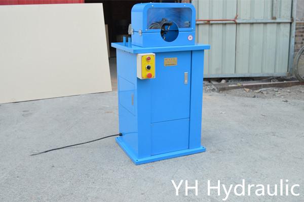 hidraulinės žarnos skiving mašina